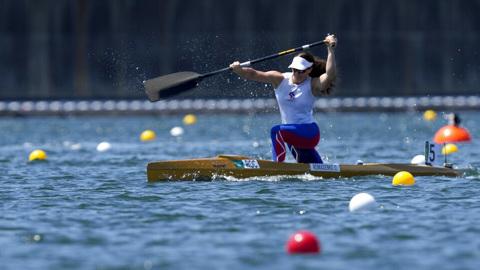 Ромасенко вышла в финал Олимпиады в гребле на каноэ на 200 метров