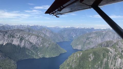 В авиакатастрофе на Аляске погибли шесть человек