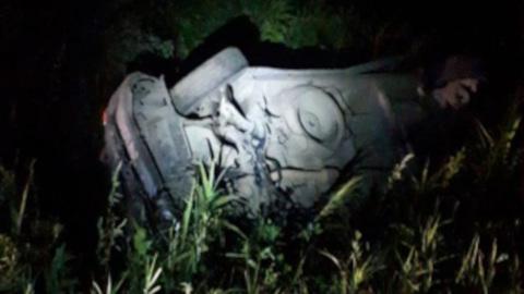 Один ребенок погиб и двое пострадали в аварии на приморской трассе