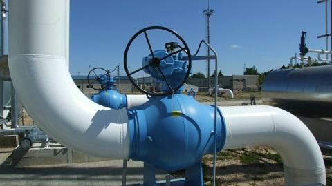 Газовый кризис. Европа не успеет наполнить хранилища до зимы