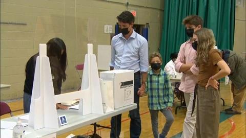 В Канаде завершились выборы в парламент