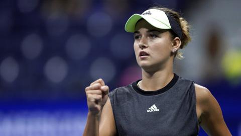 Калинская выиграла стартовый матч в Курмайере