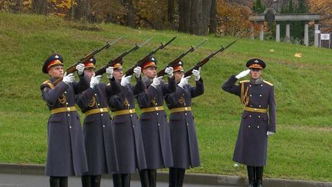 Маркина похоронили так, как и положено настоящему генералу