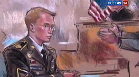 Брэдли Мэннинга судят за спасение Америки