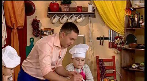 Кулинарная академия. Паста Карбонара