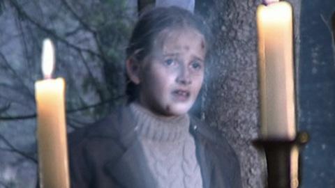 Гадание при свечах. Серия 7