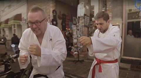 Большой тест-драйв со Стиллавиным. Убийцы в кимоно