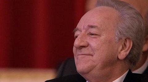 Путин поздравил маэстро Темирканова с юбилеем