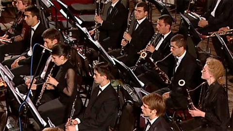 """Собрание исполнений. """"Молодежные оркестры мира"""". Молодежный симфонический оркестр Армении"""