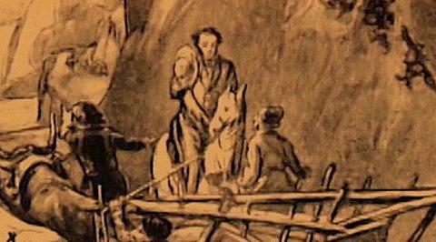 История одной мистификации. Пушкин и Грибоедов