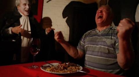 Язь против еды. Румыния. Часть 1
