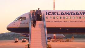 В Геленджик прибыла самая удивительная футбольная команда – сборная Исландии