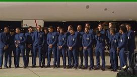 Ola, Brasil! Пятикратные чемпионы мира прилетели в Россию