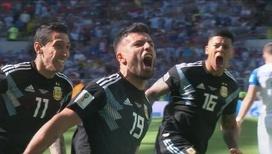 Серхио Агуэро открывает счет