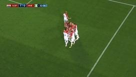 Хорваты уходят в отрыв