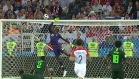 Европейцы забили два безответных мяча в ворота Нигерии