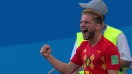 Команда Бельгии открывает счет