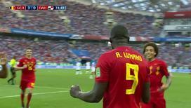 Третий безответный мяч от бельгийцев
