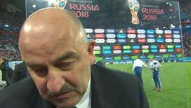 Станислав Черчесов: мы решили поставленную задачу