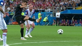 Исландцы уступили хорватам и не смогли выйти в плей-офф
