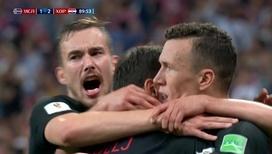 Второй мяч на счету хорватов
