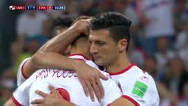 Футболисты Туниса отыгрываются