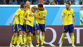 Команда-сюрприз: Швеция одолела Швейцарию с минимальным счетом