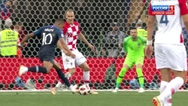 Мбаппе! Франция громит хорватов