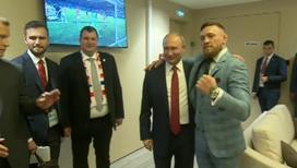 Путин: организацией чемпионата мира по футболу можем гордиться