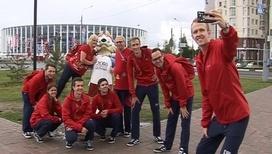 Волонтеры ЧМ-2018 по футболу разъезжаются по родным городам