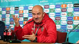 Черчесов стал героем соцсетей, ответив на жест Роналду и Погба