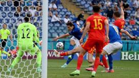 Три из трех: Италия обыграла Уэльс и завершила групповой этап без потерь