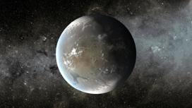 Экзопланета Kepler-62f расположена в 1200 световых годах от Земли. Но мы можем только гадать, как он выглядит.