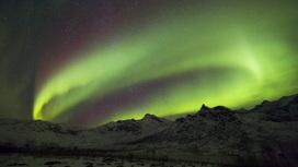 Учёные зафиксировали гораздо более удивительное явление, чем обычное полярное сияние, показанное на снимке.