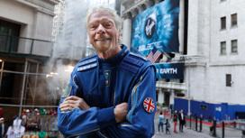 1 июля 2021 года Ричард Брэнсон объявил о том, что примет участие в тестовом запуске космического корабля Virgin Galactic.