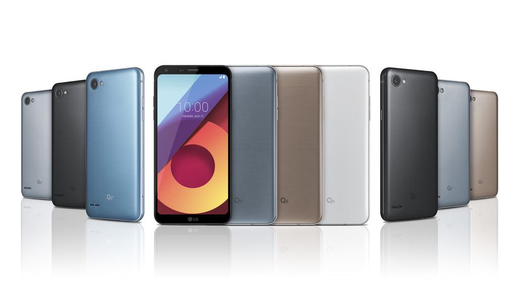 LGQ6 будет доступен в 3-х версиях