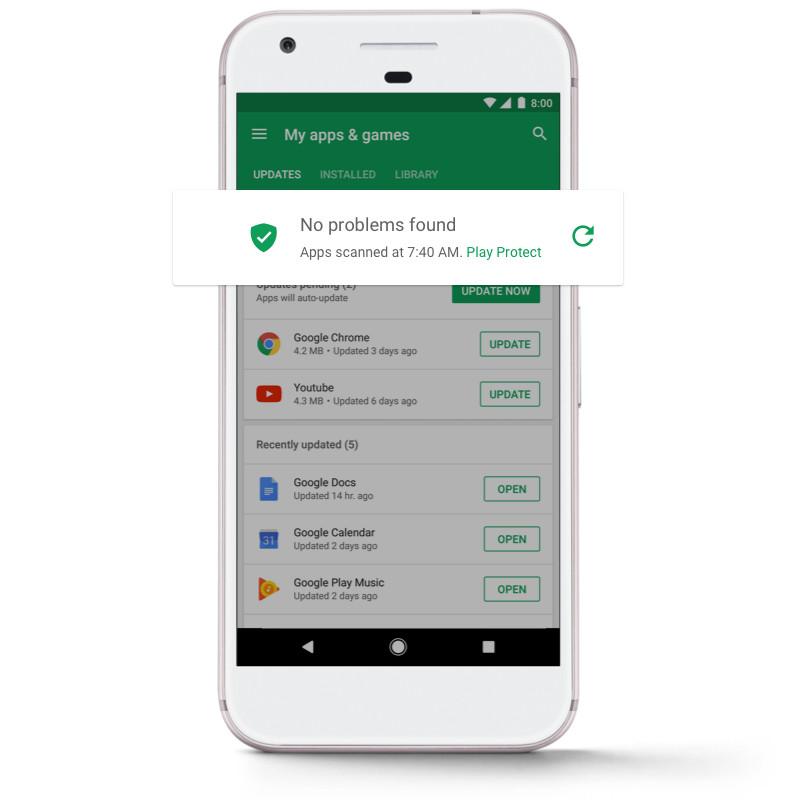 Google Play начнет сортировать приложения покачеству работы
