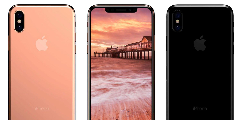 iPhone X и iPhone 8