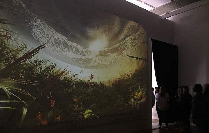 В столицеРФ открылась 7-я международная биеннале современного искусства