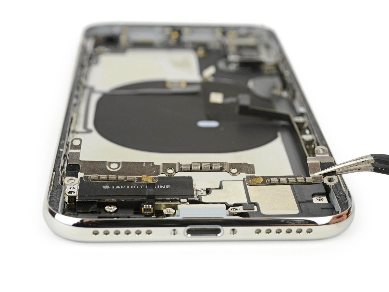 Iphone x внутри телефон samsung lafleur его функции