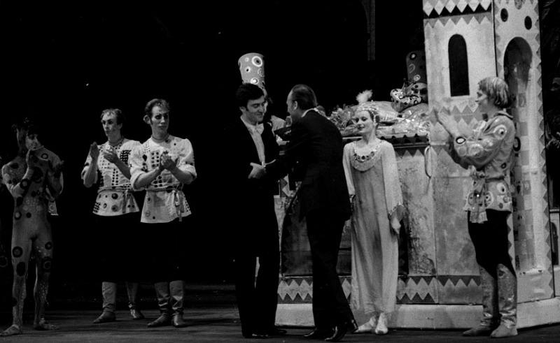 Мариинский театр даст концерты к85-летию Родиона Щедрина