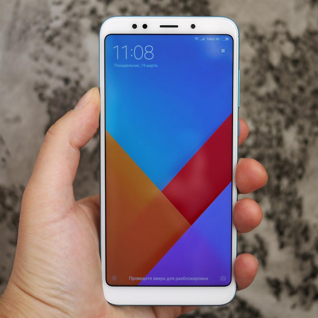 Обзор смартфона Xiaomi Redmi 5 Plus: бюджетник в