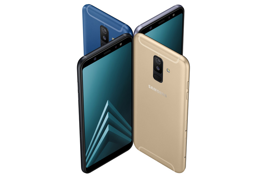Фото Samsung Galaxy A6+ (2018)