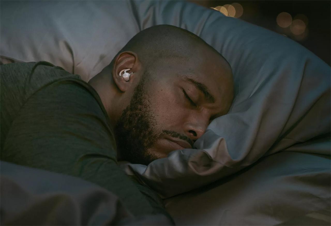 Сделаны беспроводные наушники для непоколебимого сна SleepBuds— NewRetail