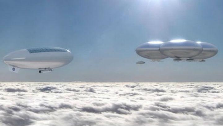 Колонисты Венеры будут жить в Облачном городе