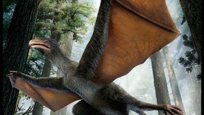 Необычному динозавру дали необычно короткое название