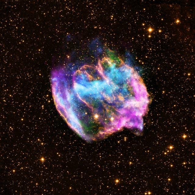 Взрыв сверхновой √ одно из самых ярких событий во Вселенной