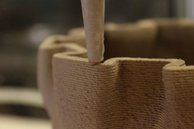 WASP продемонстрировала свой 3D-принтер в Риме на выставке Maker Faire