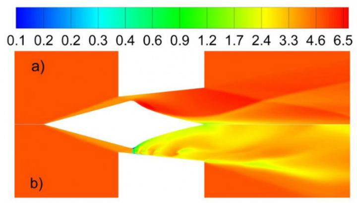 Струи плазмы будут направляться таким образом, что они будут течь максимально близко к внутренним стенкам сопла