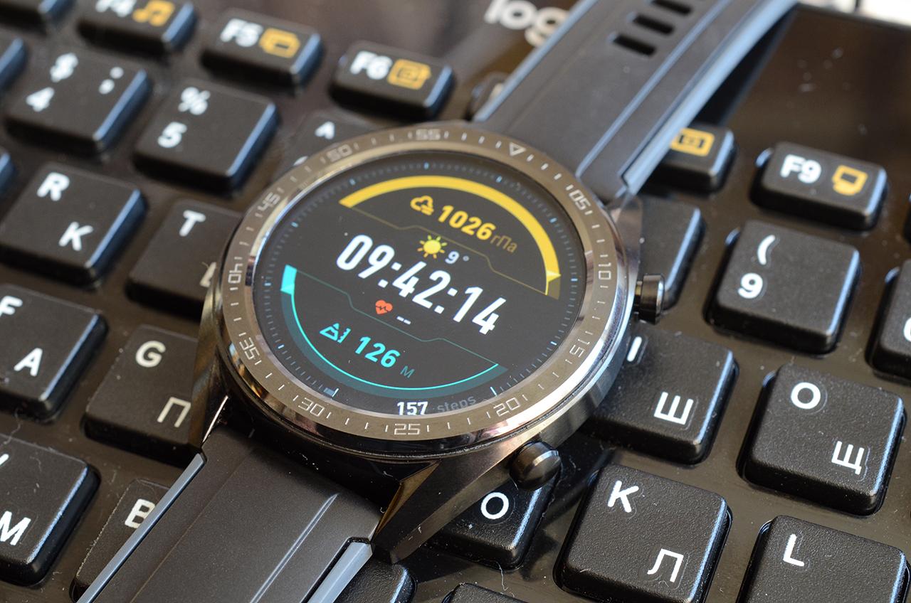 Обзор смарт-часов Huawei Watch GT  спортивный долгожитель c1037bdc46c0f